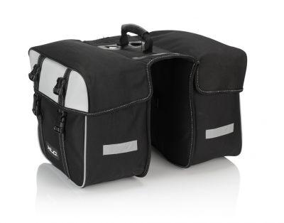 Sacoche double XLC Traveller BA-S74 30 L Noir / Anthracite
