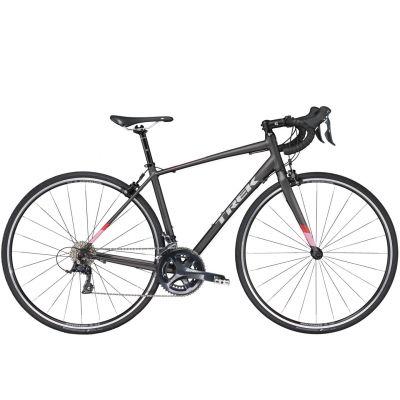 Vélo route Trek Lexa 3 WSD 2017 Noir mat