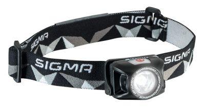 Lampe frontale Sigma Headled II Noir
