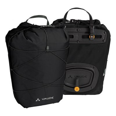 Sacoche porte-bagages Vaude Aqua Back Light 32 L Noir