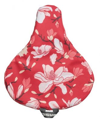 Couvre-selle BASIL Magnolia Rouge Poppy