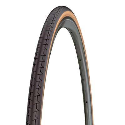 Pneu Michelin Dynamic Classic 700 x 25C TR Noir/Beige