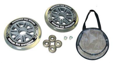 Jeu de roues Hudora Big Wheel 205 mm Abec 5