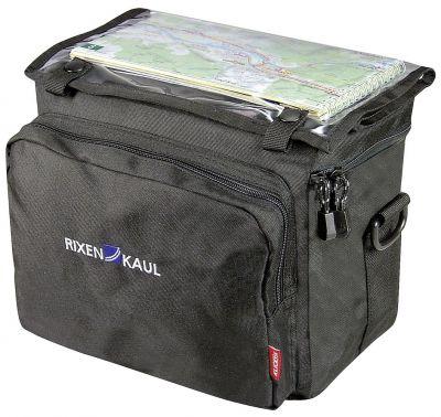 Sacoche avant KLICKfix Daypack Box 8 L Noir