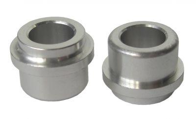 Entretoise d'amortisseur Alu 12,7 mm 22,2 x 8 mm (Paire)