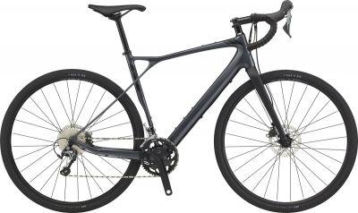 Vélo de Gravel GT Grade Élite Shimano Tiagra Gris 2020