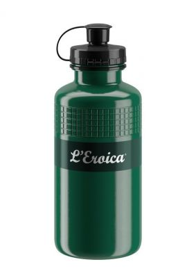 Bidon Elite L'Eroica Vintage 500 ml Vert
