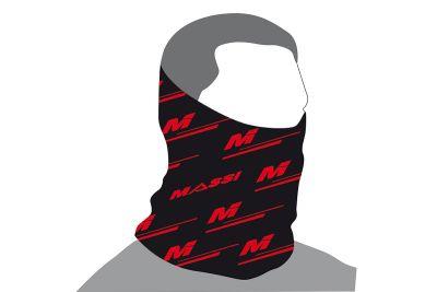 Tour de cou Massi Wind Adur Noir/Rouge