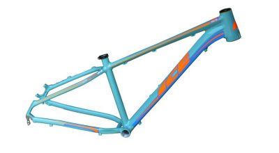 """Cadre Fat Bike Ice Yukulele 26"""" Turquoise"""