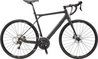 Vélo GT Grade Carbon 105 2016 (Noir mat)