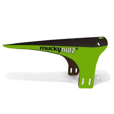 Garde-boue avant Mucky Nutz Face Fender Noir/Vert