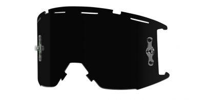 Écran pour masque Smith Fuel/Intake Solaire Noir ChromaPop