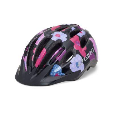 Casque Giro FLEURRY II Noir/Rose