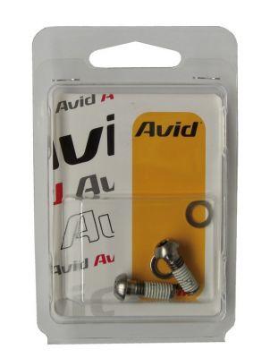Set de vis pour adapteur frein à disque Avid