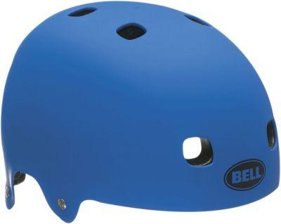 Casque Bell Segment Bleu Mat