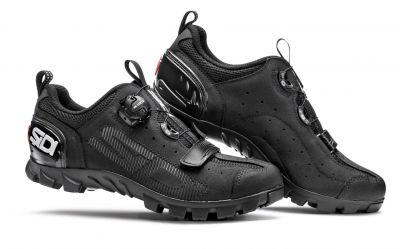 Chaussures Sidi MTB SD15 Noir mat