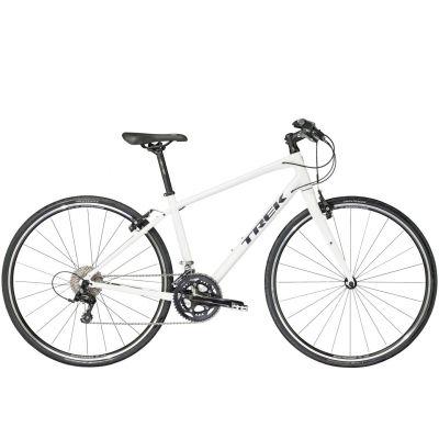 Vélo fitness Trek FX S 4 WSD Blanc 2017