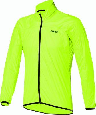 Veste de pluie BBB légère rain jacket Jaune - BBW-266
