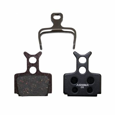 Plaquettes de frein Newton organiques pour Formula Mega/The one/R1/RX/C1