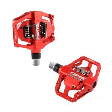 Pédales automatiques Time ATAC Spéciale 12 Rouge