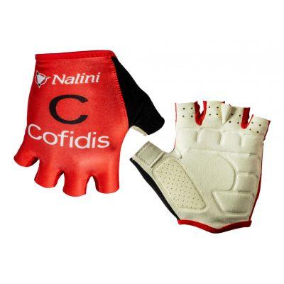 Gants vélo NALINI équipe Cofidis 2019
