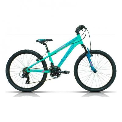 Vélo Enfant Megamo Open Junior Girl 24'' Vert 2020