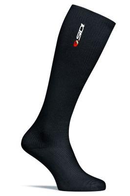 Chaussettes Sidi socquette de compression haute Noir