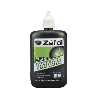 Lubrifiant chaîne Zéfal Dry Lube Temps sec 125 ml