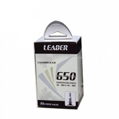 Chambre à air Leader 650 x 35/44A/B Presta