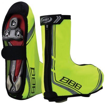 Couvre-chaussures BBB WaterFlex (Jaune fluo) - BWS-03