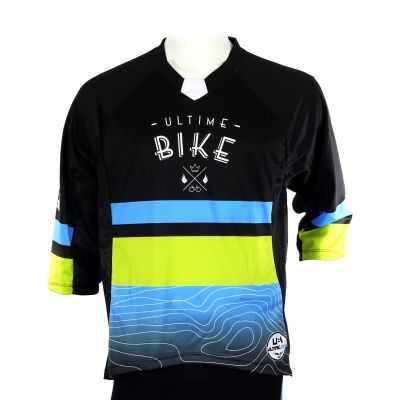 Maillot UltimeBike Enduro by TACTIC Manches 3/4