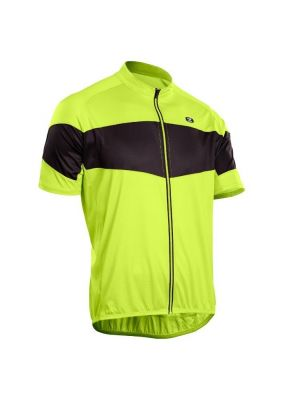 Maillot Sugoi Classic Jersey Jaune Fluo