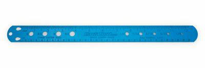 Réglet Park Tool pour mesurer billes et rayons - SBC-1
