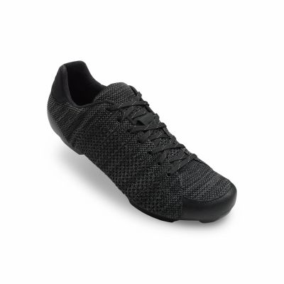 Chaussures Giro Republic R Knit Noir/Gris Charcoal