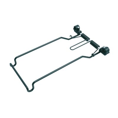 Pince à ressort pour porte-bagages Topeak UNI Tubular Racks Spring Clip