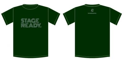 T-Shirt Cannondale Jekyll Stage Ready Noir