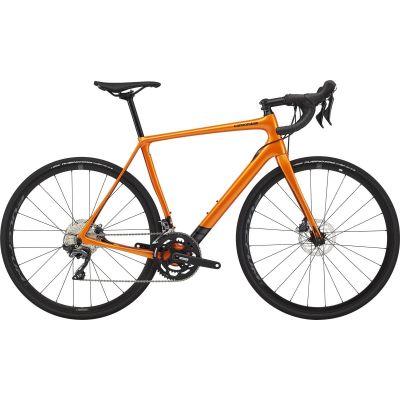 Vélo Route Cannondale Synapse Disc Shimano Ultegra Orange 2020