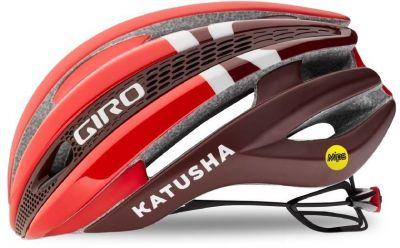Casque Giro SYNTHE MIPS Edition Spéciale Katusha