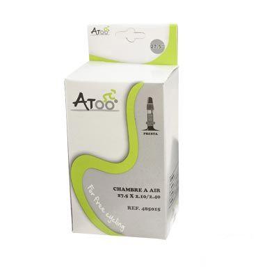 Chambre à air ATOO 27.5 x 2.10/2.40 Presta 40 mm