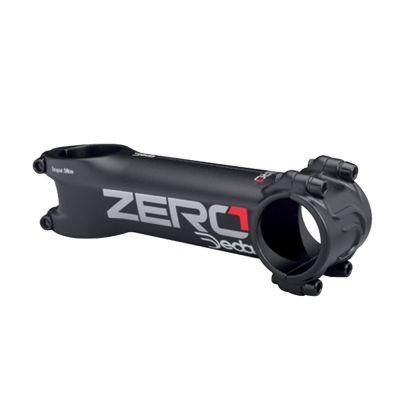 Potence Deda Zero 1 31.7 mm 100 mm Noir/Rouge