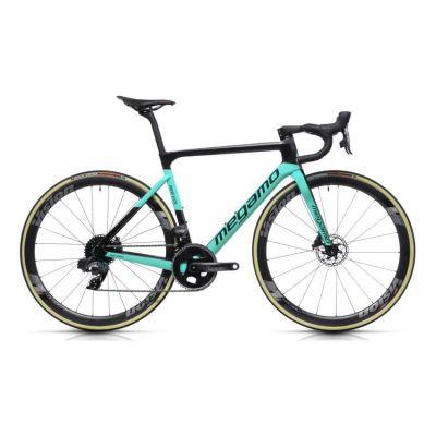 Vélo Route Megamo Pulse Elite AXS 02 Vert 2020