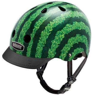 Casque Nutcase Street Watermelon