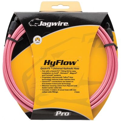 Kit durite hydraulique Jagwire Mountain Pro - Rose Thorn