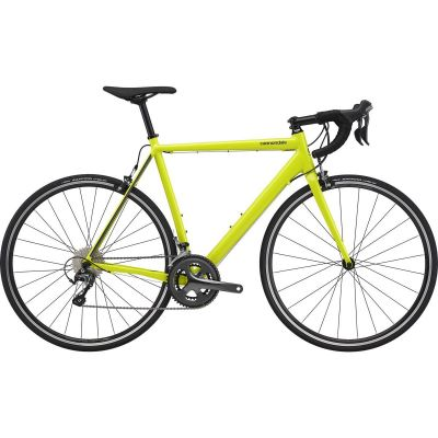 Vélo Route Cannondale CAAD Optimo Shimano Tiagra Jaune Nuclear 2020