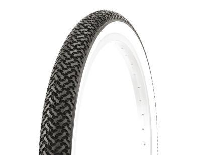 Pneu Deli Tire 20 x 1.75 S-117 TR Noir/Flanc blanc