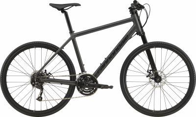 Vélo urbain Cannondale Bad Boy 3 27.5 Noir mat BBQ