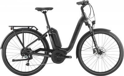 Vélo électrique Cannondale Mavaro Neo City 2 27.5 Bosch 400 Wh Anthracite