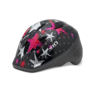 Casque Giro ME2 noir/rose star