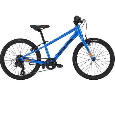 Vélo Enfant Cannondale Quick 20 Bleu 2020