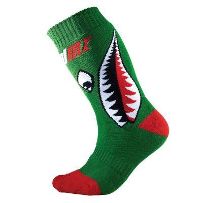 Chaussettes O'Neal Pro MX Sock enfant Bomber Vert